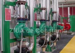 Compania Națională de Căi Ferate repară centralele termice ale punctelor din Constanța. Câte sunt la număr (document)
