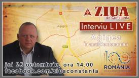 Interviu live În turcă, Aciçay, în greacă, Aghikos. În sec. XIX, Agigea se populează cu păstori din părţile Sibiului, Brăilei, Ialomiţei, alături de pescarii greci şi tătarii din Dobrogea (galerie foto + documente)