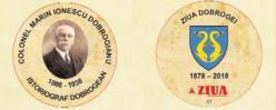 """#citeşteDobrogea: 152 de ani de la naşterea unui """"autentic dobrogean"""". Medalie instituită de ZIUA de Constanţa în memoria colonelului Marin Ionescu Dobrogianu"""