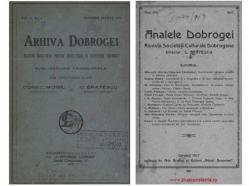 """Constantin I. Brătescu, întemeietorul """"Analelor Dobrogei"""", supranumit și """"geograful Dobrogei"""""""