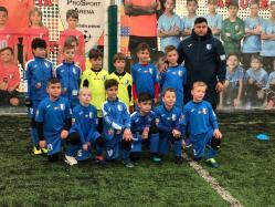 Laude şi de la Sorin Ghionea  Micii fotbalişti de la FC Farul 2011, evoluţii la Sparta Winter Cup. Cel mai frumos meci, cu New Stars