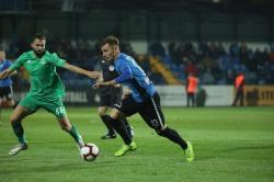 """""""Asta înseamnă indisciplină"""" Atacantul Denis Drăguş, încondeiat de Gică Hagi după meciul pierdut de FC Viitorul cu FCSB"""