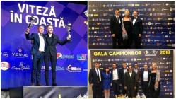 Emil Ghinea şi Transitions Team, pe podiumul Galei Campionilor Federaţiei Române de Automobilism Sportiv (galerie foto)