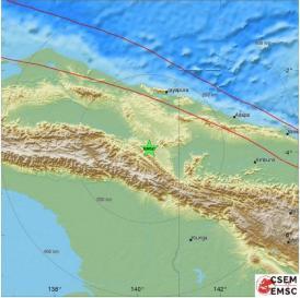 Cutremur violent în provincia Papua din estul Indoneziei. Nu a fost emisă alertă de tsunami
