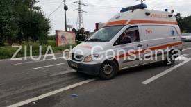 Accident rutier pe DN 2. Cinci persoane au fost transportate la spital