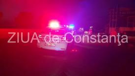 UPDATE. Constanţa Accident rutier pe bulevardul I.C.Brătianu. Un pasager a fost rănit. Şoferul băut a devenit agresiv cu agenţii