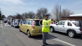 Activitatea rutieră Şoferi, opriţi de poliţiştii constănţeni în trafic. Ce au descoperit agenţii