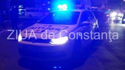 Accident rutier în apropierea Centrului Comercial Vivo din Constanța. O femeie a fost rănită