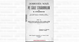 """""""Dobrogea nouă pe căile străbunilor"""" (volumul II) - V. Stroescu"""