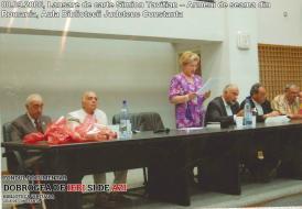 """Lansare de carte Simion Tavitian - """"Armeni de seamă din România"""", 8.09.2006 (galerie foto)"""