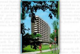Eforie Nord - Hotel Europa în 1974