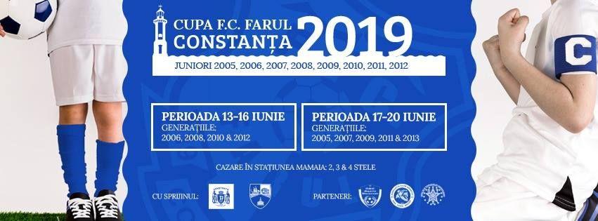 constanta turneu de fotbal juvenil se fac inscrieri pentru cupa fc farul 2019 686652