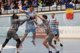 """Ionuţ Stănescu - """"Sperăm la o atmosferă de mare meci!""""  HC Dobrogea Sud, partidă capitală la Constanţa, cu Holstebro, în Cupa EHF!"""