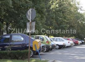 Primăria Constanța vrea să gestioneze online locurile de parcare din municipiu