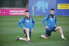 Ianis Hagi şi Tudor Băluţă, de la FC Viitorul, în lot   România debutează sâmbătă în preliminariile Euro 2020. Meci cu Suedia! (galerie foto)