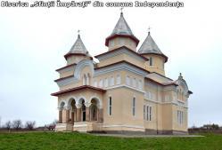 Preoți și biserici la sat Parohia Independența, județul Constanța (galerie foto)