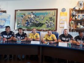 Sâmbătă, meci la Constanţa cu Ştiinţa Baia Mare  Tomitanii încep returul. Au transferat 13 jucători. Nouă sunt străini (galerie foto)