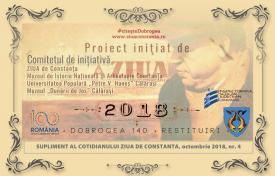 Adrian V. Rădulescu - Ctitorul: ZIUA de Constanța cinstește memorabila personalitate a reputatului istoric (document)