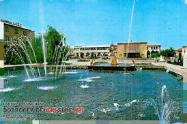 Medgidia în vara anului 1982