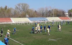 Rugby Tomitanii primesc vizita liderului CSM Bucureşti. La Năvodari, se întâlnesc primele două clasate