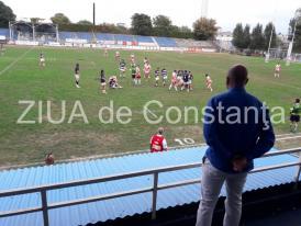 """Cristian Cojocaru - """"Am dovedit că se poate"""" Rugbyștii de la Tomitanii Constanța, succes mare în deplasare cu Dinamo București"""