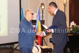 #citeşteDobrogea  La mulţi ani, maestre Virgil Andriescu! Omagiu pentru o viaţă dedicată scenei (galerie foto)