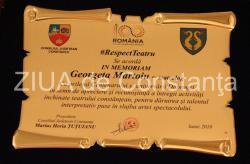 #citeşteDobrogea  In Memoriam Georgeta Mărtoiu, teatrolog. Lucrări din Biblioteca Virtuală ZIUA de Constanţa (galerie foto)