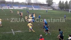 Rugbyştii de la Tomitanii întâlnesc la Constanţa campioana României