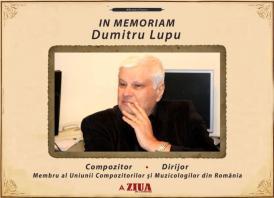 """#citeșteDobrogea  Remember Dumitru Lupu, la 67 de ani de la naștere. Lucrarea sa de suflet, """"Adio, Chiustenge"""", încă așteaptă"""