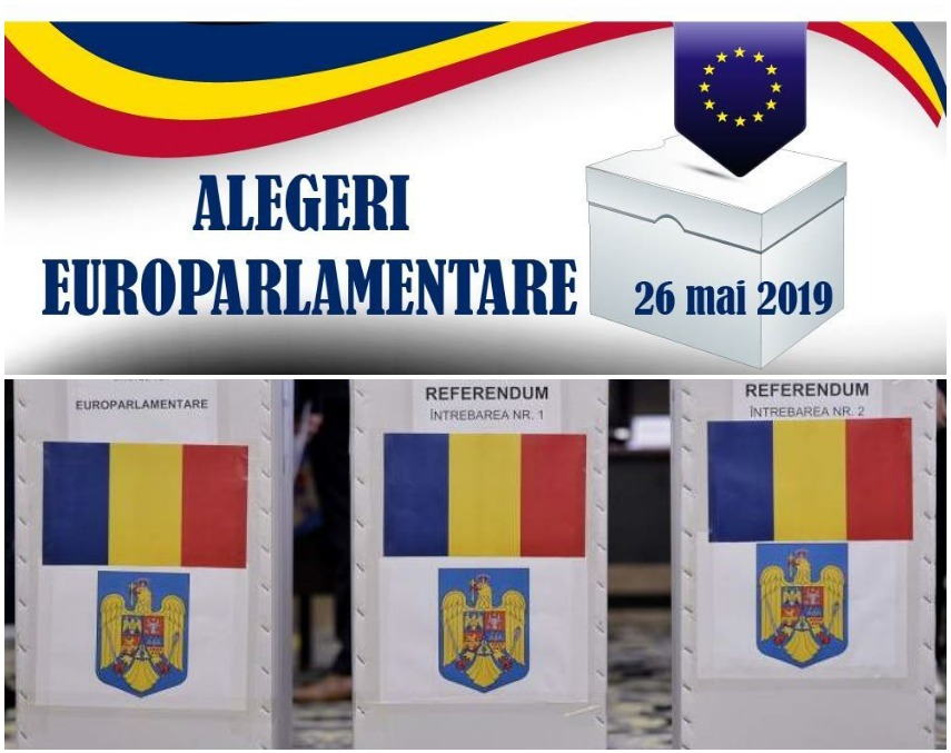 constanta alegeri europarlamentare si referendum pe justitie 2019 s au deschis urnele 692120