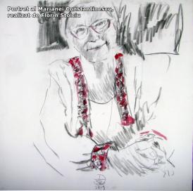 """#sărbătoreşteDobrogea. ZIUA de Constanţa, partener într-un proiect în premieră   Mini-interviu cu Mariana Constantinescu - """"E o provocare să expui într-un muzeu alături de mari personalităţi ale graficii româneşti"""" (document)"""