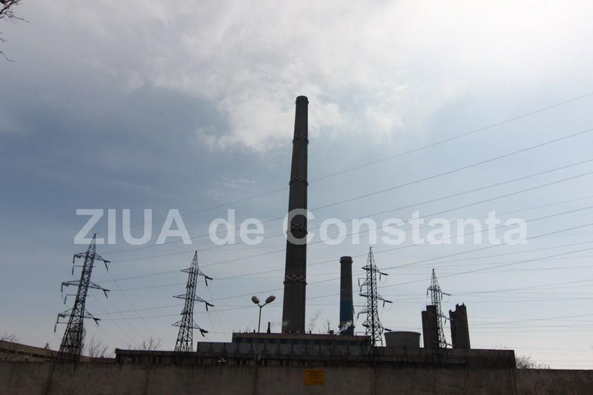 O avarie CET Palas întrerupe furnizarea apei calde în mai multe zone din Constanţa