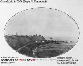 """#citeșteDobrogea Legendele orașului """"Chiustengea"""", consemnate de cel mai cunoscut călător turc. Lucrări din Biblioteca Virtuală ZIUA de Constanța"""