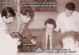"""#DobrogeaAcademică Interviu cu prof. dr. Vasile Nicoară - """"Liceul «Mircea cel Bătrân» era declarat, în perioada interbelică, drept universitatea Constanței"""""""