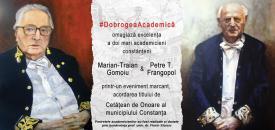 Proiectul #DobrogeaAcademică, iniţiat de ZIUA de Constanţa  Moment-reper al conectării comunităţii dobrogene la cel mai înalt for al intelectualităţii româneşti