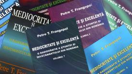 """#DobrogeaAcademică Integrala """"Mediocritate și excelență"""", scrisă de academicianul constănțean Petre T. Frangopol, de astăzi, în Biblioteca Virtuală ZIUA de Constanța"""