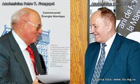 """#DobrogeaAcademică  Acad. Dorin Poenaru - """"Petre T. Frangopol, întemeietor de şcoli şi lider de opinie"""" (document)"""