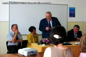 #DobrogeaAcademică  Dr. Tania Zaharia despre activitatea academicianului Marian-Traian Gomoiu la Institutul Român de Cercetări Marine din Constanţa (galerie foto)
