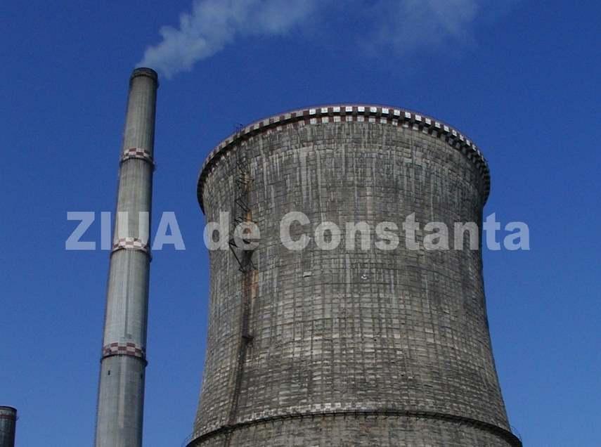 O avarie CET Palas afectează furnizarea apei calde în Constanţa