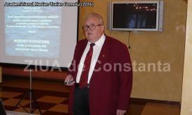 #DobrogeaAcademică  Dr. Dan Vasiliu, director GeoEcoMar, filiala Constanţa - Amintiri cu academicianul Marian-Traian Gomoiu (document)