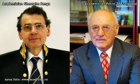 """#DobrogeaAcademică  Acad. Gheorghe Benga - """"Profesorul Petre T. Frangopol reprezintă un model de om de ştiinţă din categoria Excelenţei"""" (document)"""