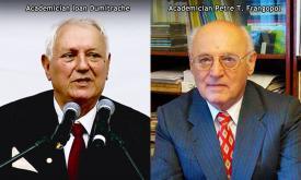 """#DobrogeaAcademică  Acad. Ioan Dumitrache - """"Spirit liber, curajos şi competent, prof. Petre T. Frangopol s-a aplecat cu multă dăruire spre probleme majore ale societăţii"""" (document)"""