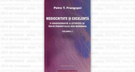 """#DobrogeaAcademică:  """"Mediocritate şi excelenţă"""" (VI). """"O decizie «istorică» pentru dezvoltarea noastră intelectuală"""""""