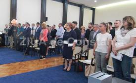 Evenimentul are loc miercuri:  Şedinţă extraordinară a Consiliului Local Constanţa. Academicienii Petre T. Frangopol şi Marian-Traian Gomoiu, cetăţeni de onoare ai municipiului (document)