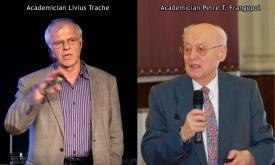 """#DobrogeaAcademică:  Prof. Livius Trache - """"Petre T. Frangopol s-a implicat în dezvoltarea şi atestarea importanţei domeniului arheometriei în România"""""""