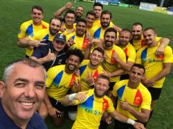 De la Romania 7's, Danie de Villiers a venit antrenor la Tomitanii Constanţa