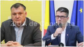 Căldura, mărul discordiei Decebal Făgădău îi acuză pe liberali că fac politică în batjocură, iar Bogdan Huţucă îl somează pe primar să refacă proiectul de hotărâre