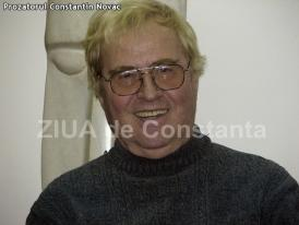 Constantin Novac, prozatorul împătimit de mare