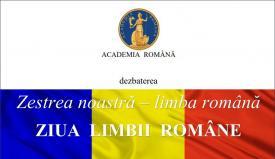 #DobrogeaAcademică  Ziua Limbii Române, sărbătorită de Academia Română pe 31 august