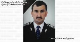 Poliţistul Cristian Amariei, împuşcat mortal în timpul unui filtru, ar fi împlinit azi 43 de ani